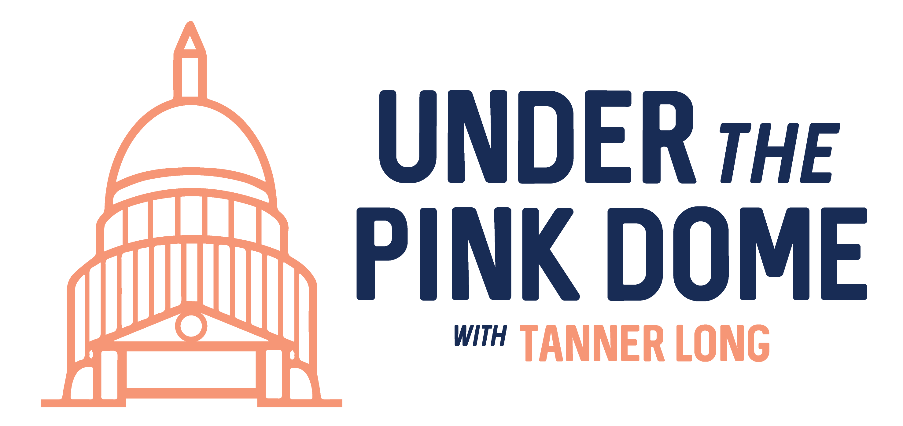 Logo for Under the Pink Dome